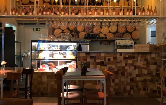 Die beste Pasta der Stadt: Colvino