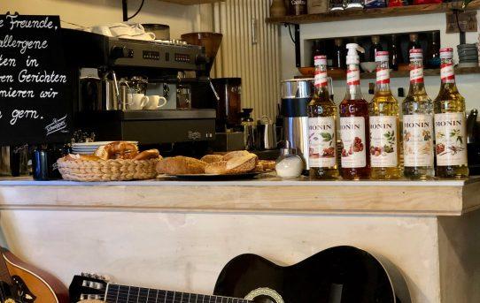 Neu entdeckt: Café Ché –Kaffee, Kuchen & Bücher
