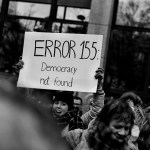 Pesta Demokrasi Berujung Maut