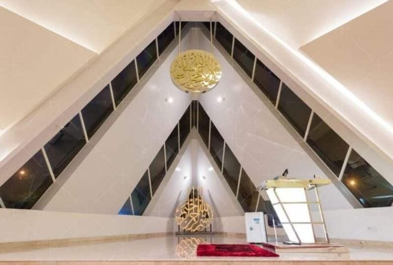 masjid dicurigai konspirasi illuminati