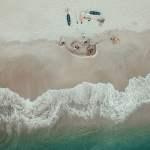 warna pasir pantai