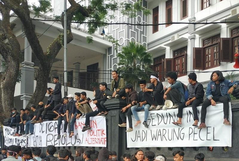 aksi mahasiswa