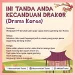 Menjawab 11 Tuduhan Ustaz Unknown Tentang Tanda Orang Kecanduan Drama Korea