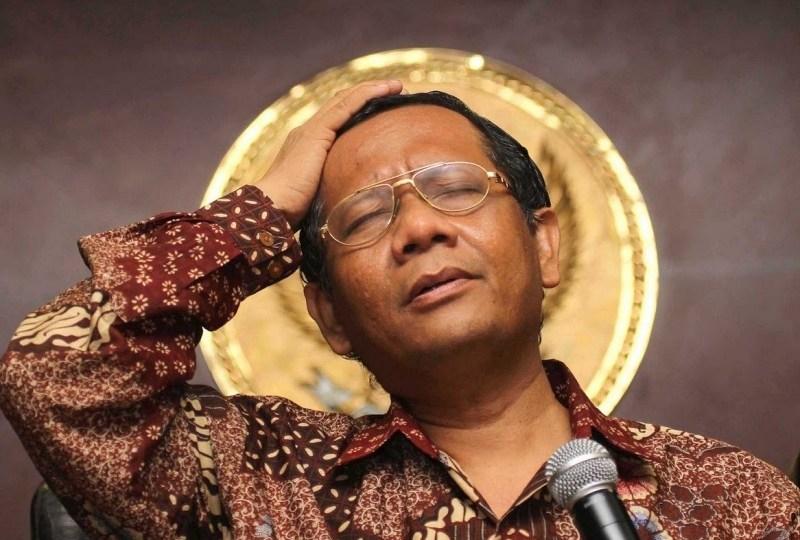 Ketika Prof. Mahfud MD Membual Soal Pelanggaran HAM