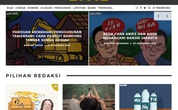 Rendahnya Minat Baca Masyarakat Indonesia Itu Bukan Hoax, Saya Jadi Korbannya!