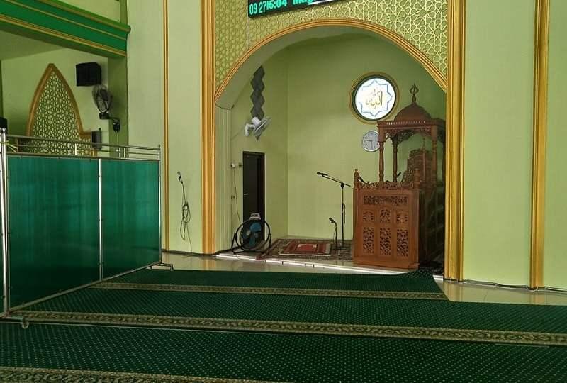 masjid sma sekolah rohis rohani islam salat sembahyang mojok