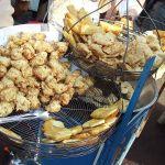 kasta gorengan risol mendoan pisang goreng tempe goreng bakwan mojok.co