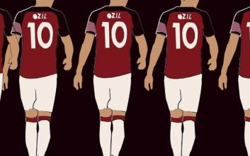 Arsenal Mesut Ozil, Mohon Maaf, Sudah Waktunya Kamu Pergi MOJOK.CO