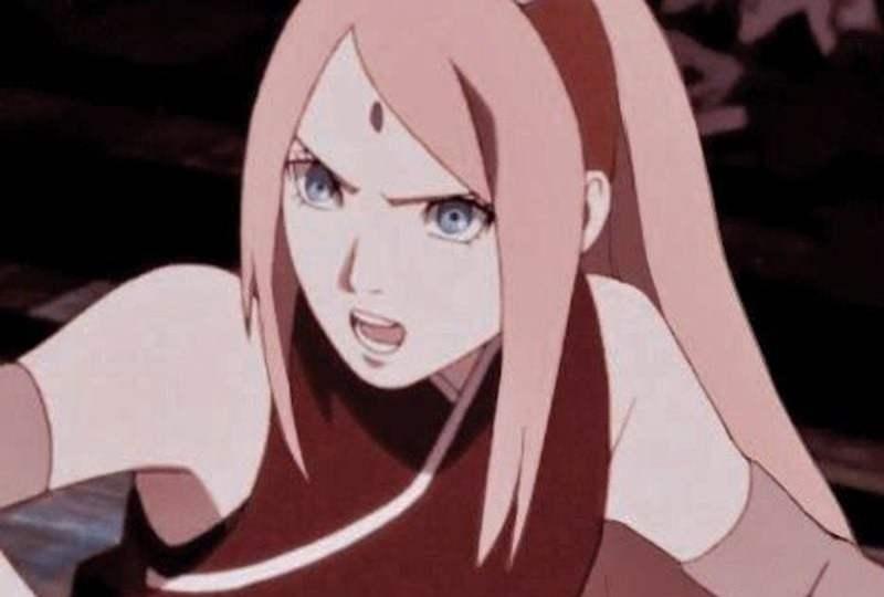 Sakura Haruno Naruto mojok
