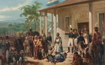 Pangeran Diponegoro dan Perjalanannya Sebelum Perang Jawa raden mas mustahar sejarang belanda penjajahan terminal mojok.co