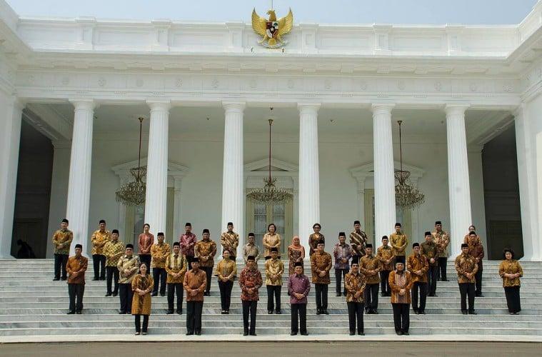 Kabinet Jokowi Kabinet Ayam Jantan Den Mojo