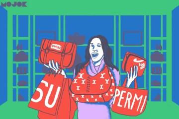Memahami Logika Perempuan yang Gemar Membeli Tas Baru
