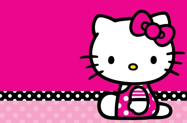 Hello Kitty Halo Bantul