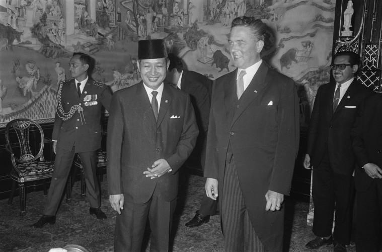 Jenderal Besar H.M. Soeharto: Syuramkan Nasib si Merongos!