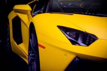 Lamborghini, Mobil Paling Aman di Dunia