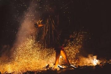 Takut Neraka tapi Sudah Terbakar