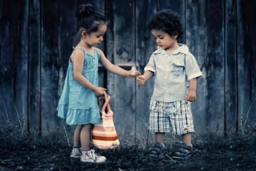Anak-Anak, Rasa Ingin Tahu, dan Rahasia Besar Mereka