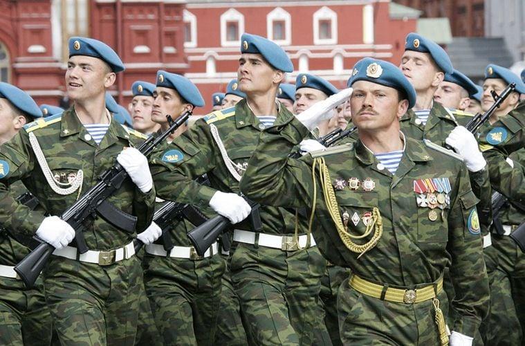 Apapun Masalahnya, Baris-Berbaris dan Tentara-Tentaraan Solusinya