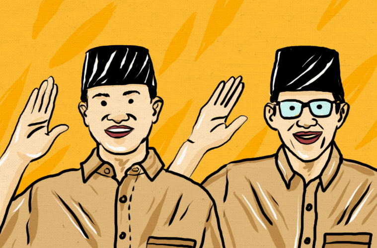 Melantik Separuh Jakarta