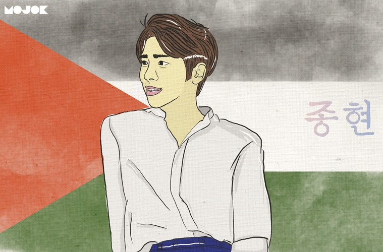 MOJOK-Kim-Jonghyun-Palestine