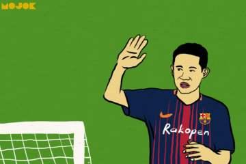 Edy rahmayadi sepak bola mojok