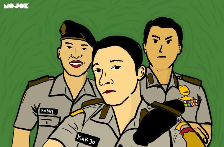 Polisi Derita MOJOK.CO