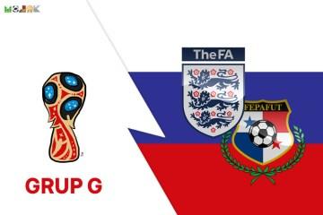 Hasil Inggris vs Panama Skor 6-1, Menang Besar dengan Catatan