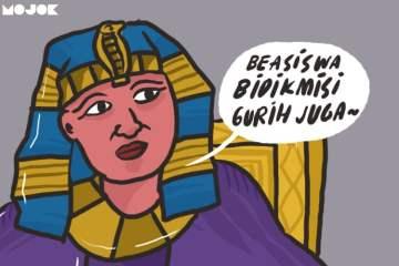 ilustrasi Sejarah Rujak Cingur Ditulis Ulang Media, Berakhir Salah Tafsir sebagai Favorit Firaun mojok.co