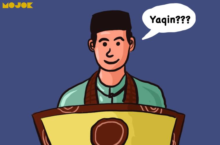 Yakin Kamu Kuat Mendengar Sebesar Apa Dosa Manusia yang Diampuni pada Idul Fitri? (Bagian 1)