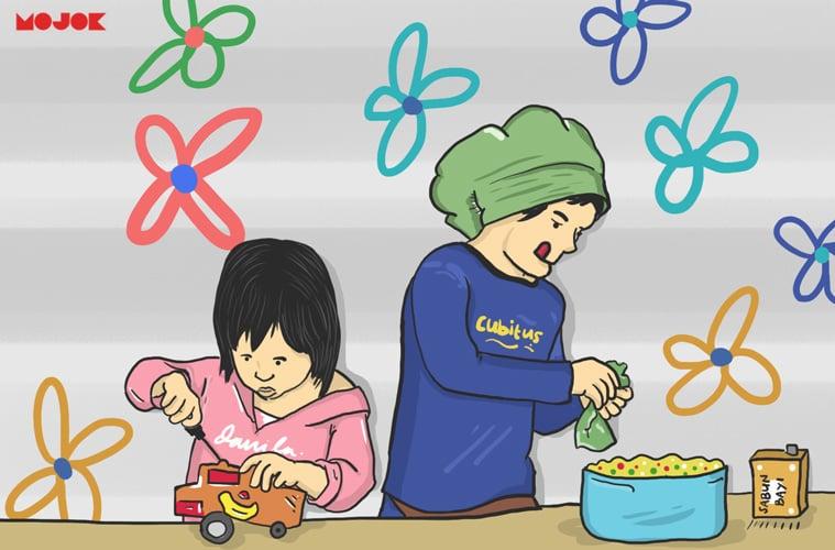 Kalau Anak Cewek Main Mobil Mobilan Lalu Cowok Main Masak Masakan Emang Kenapa Mojok Co