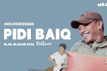 Wawancara Pidi Baiq