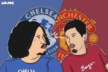 Chelsea vs Manchester United MOJOK.CO