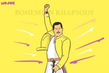 Bohemian Rhapsody dan Freddie Mercury MOJOK.CO