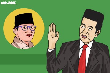 santri Jokowi MOJOK.CO