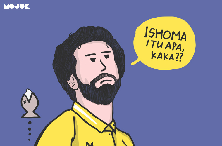 Ishoma MOP MOJOK.CO