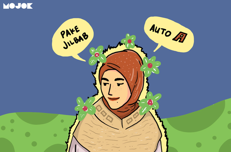 Jilbab Lulus MOJOK.CO