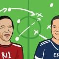 Jokowi dan Erick Thohir MOJOK.CO
