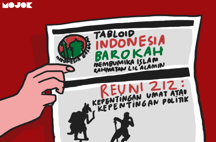 Indonesia Barokah Jokowi Prabowo MOJOK.CO
