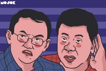 Duterte Sang Presiden Filipina yang Bikin Kasus Penistaan Agama Ahok Jadi Cupu