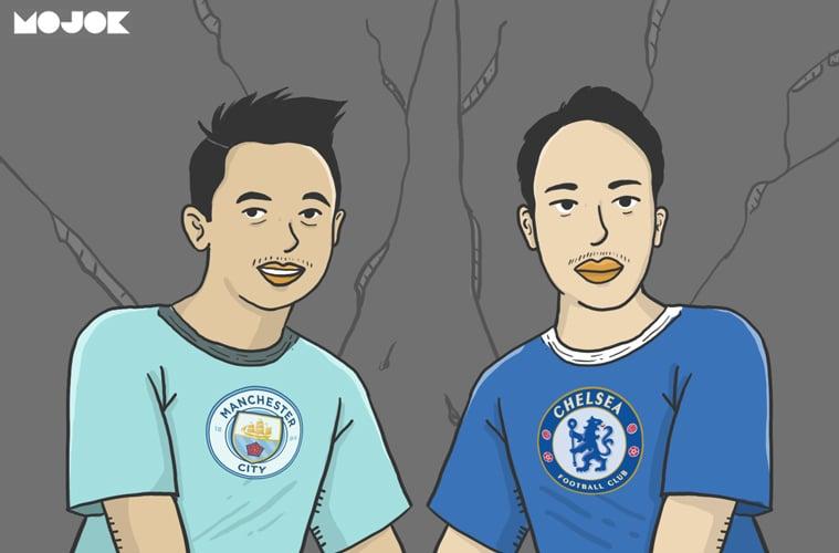Manchester City vs Chelsea MOJOK.CO