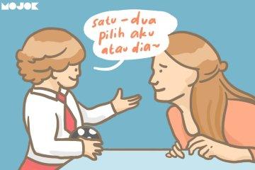 pilihan capres ibu anak