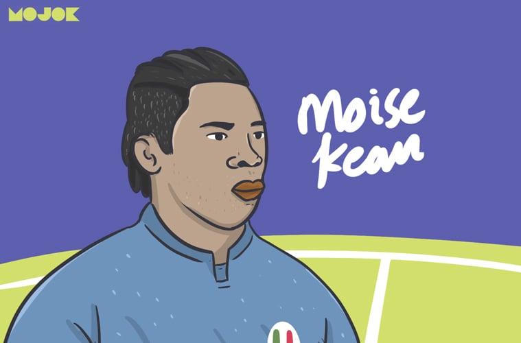 Moise Kean MOJOK.CO