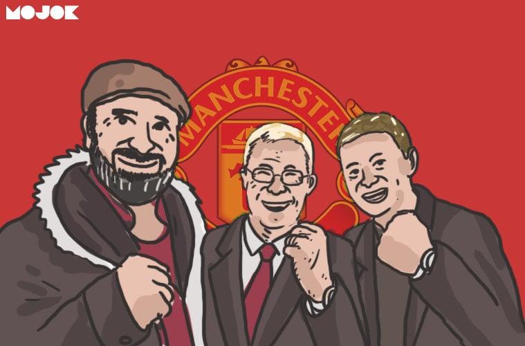 Manchester United dan Ole Gunnar Solskjaer MOJOK.CO