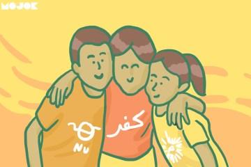 Kafir menyatukan NU dan Muhammadiyah MOJOK.CO