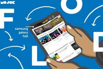 Samsung Galaxy Fold: 3 Hal yang Perlu Diketahui Sebelum Meminang Ponsel Lipat Satu Ini
