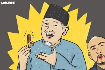 Jika Deddy Corbuzier Bapak YouTube, Deddy Mizwar Adalah Bapak TV Ramadan: Ah-Syiaaap!
