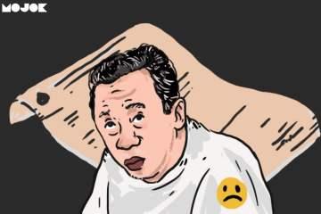 komar pelawak