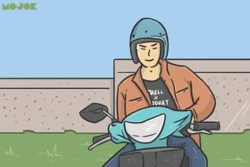 Rahasia Si Kodrat: Motor Suzuki Smash Antinuklir Punya Mael Lee yang Bukan Kaleng-Kaleng
