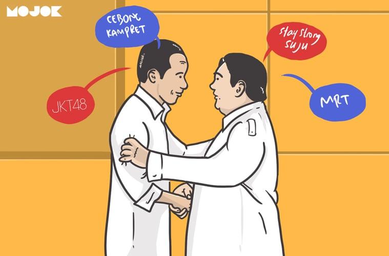 rekonsiliasi Prabowo-Jokowi - MOJOK.CO