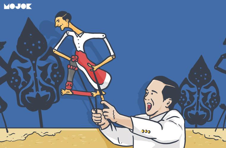 Sindiran wayang Jokowi MOJOK.CO
